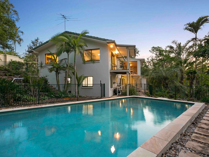 196 Bielby Road, Kenmore Hills, Qld 4069