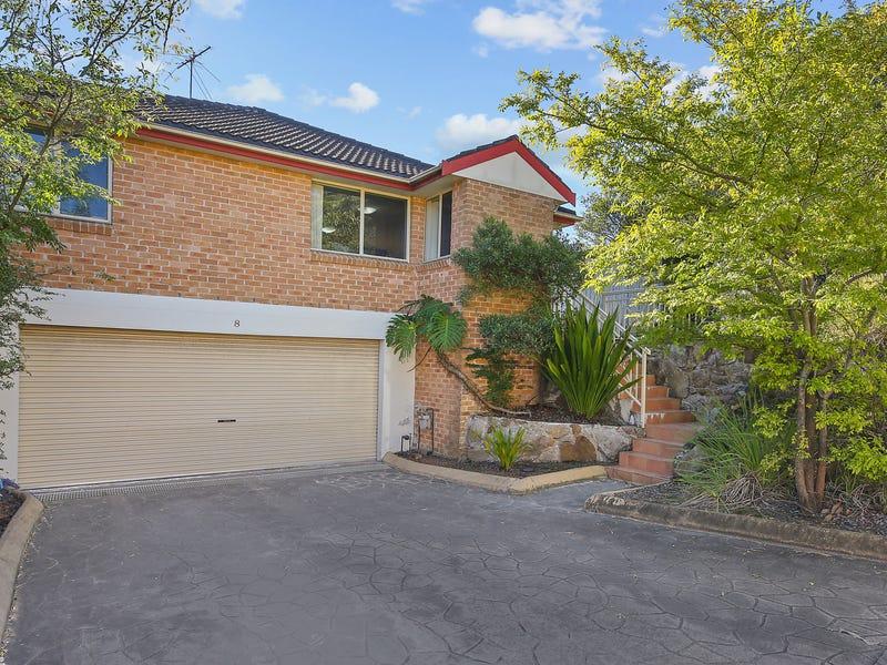 8/12 Mawarra Crescent, Marsfield, NSW 2122