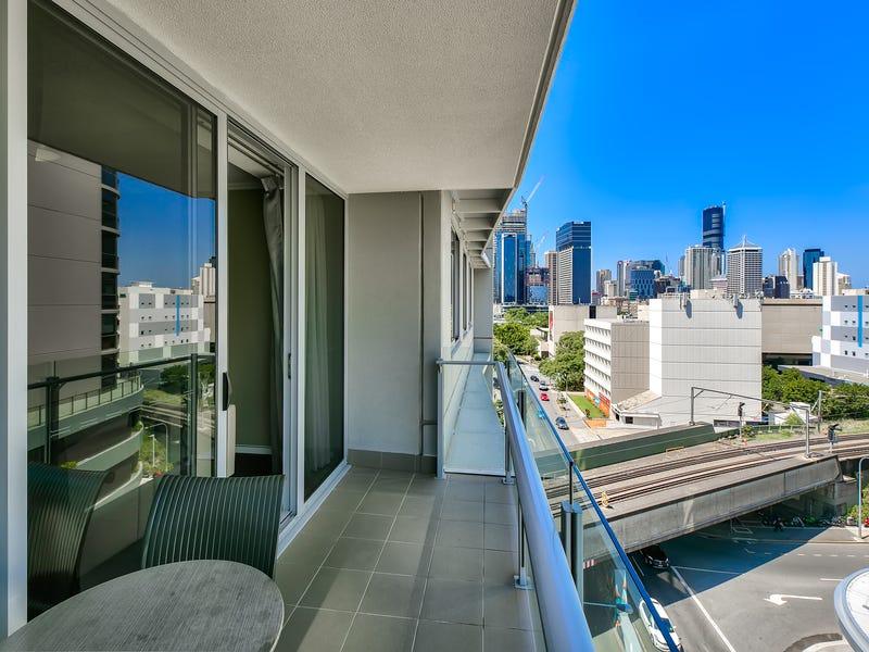 908/35 Peel Street, South Brisbane, Qld 4101