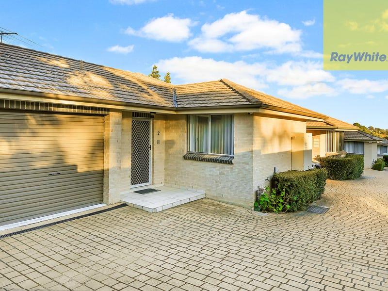 2/128 Dunmore Street, Wentworthville, NSW 2145
