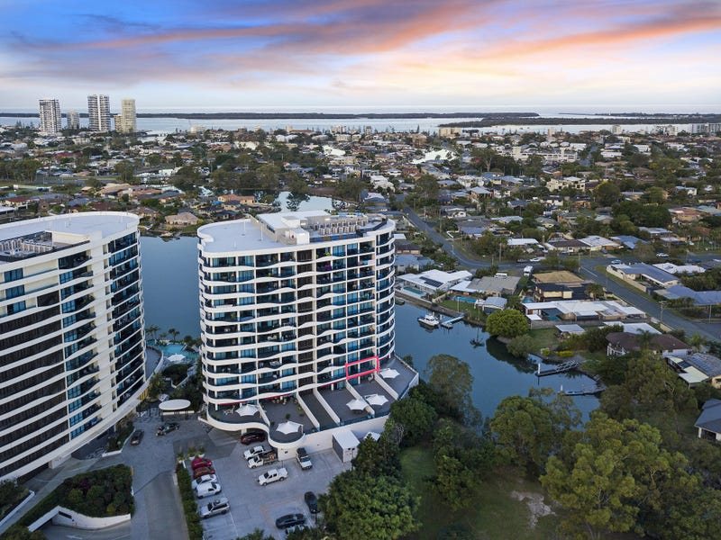 2207/5 Harbour Side Court, Biggera Waters, Qld 4216