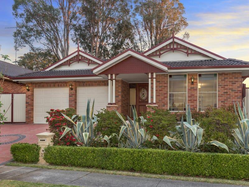 21 Honeyeater Crescent, Beaumont Hills, NSW 2155