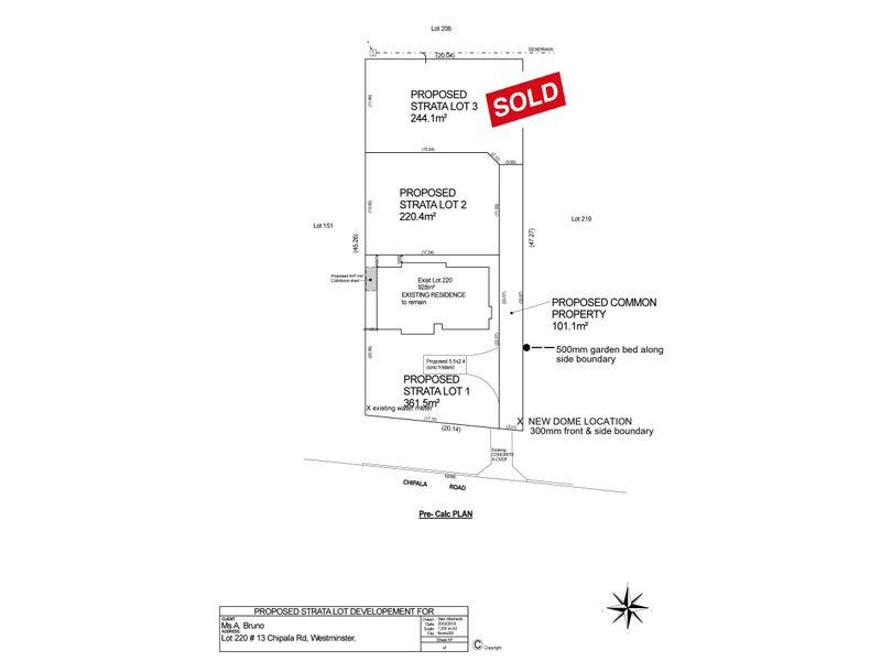 Lot 2/13 Chipala Road, Westminster, WA 6061