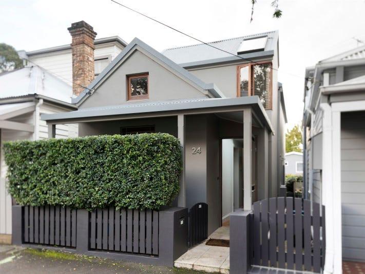 24 Clayton Street, Balmain, NSW 2041