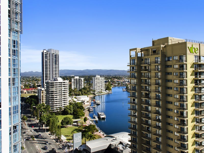 2157/23 Ferny Avenue, Surfers Paradise, Qld 4217