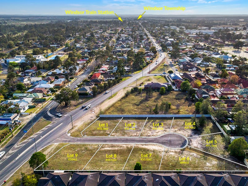 1 to 9 Sawmill Place, South Windsor, NSW 2756
