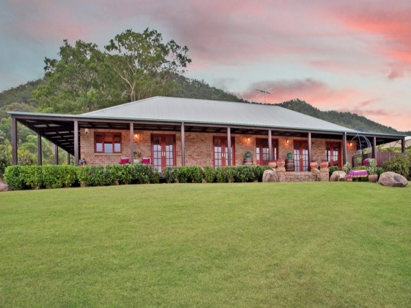 647 Lambs Valley Road, Lambs Valley, NSW 2335