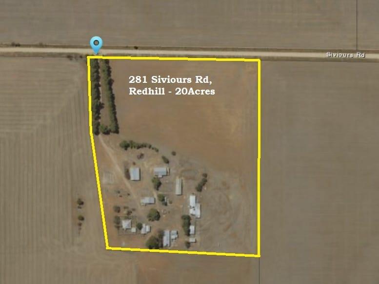 281 Siviours Rd, Redhill, SA 5521