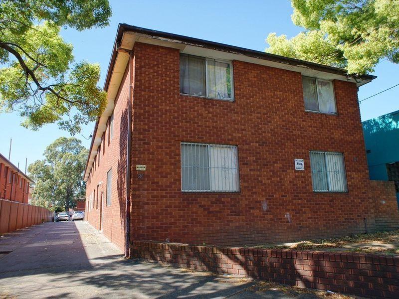 Unit 6,21 Station Road, Auburn, NSW 2144