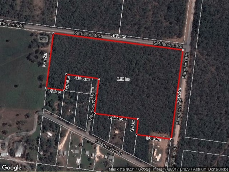 Lot 17, 0 Settlement Rd, St Lawrence, Qld 4707