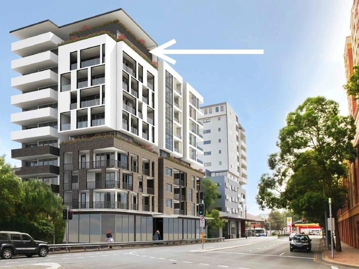 904/23 Churchill Avenue, Strathfield, NSW 2135