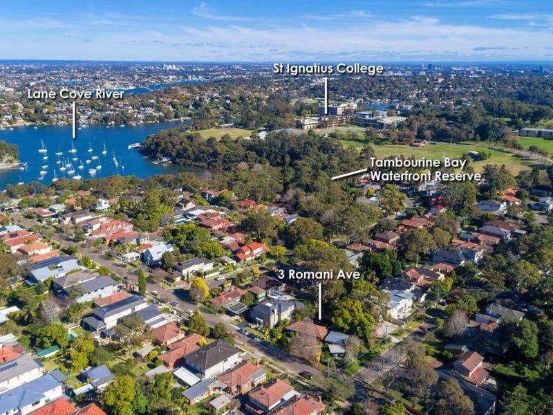 3 Romani Avenue, Riverview, NSW 2066