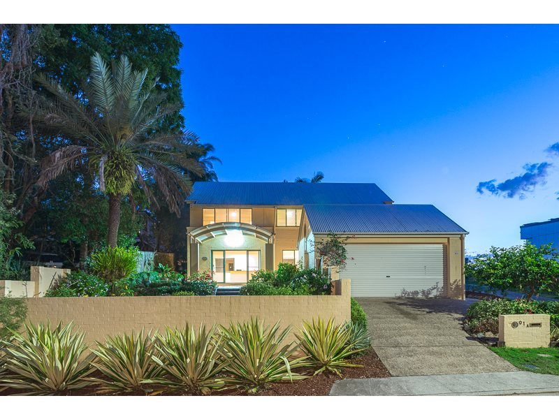 91A Goldieslie Road, Indooroopilly, Qld 4068