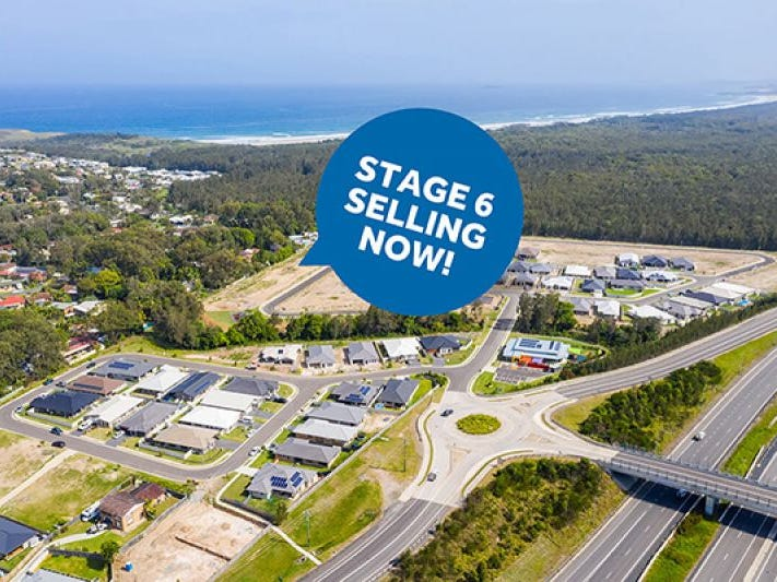 Lot 681 Como Ave, Emerald Beach, NSW 2456