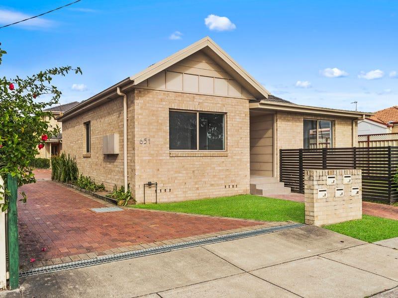 1/651 Glebe Road, Adamstown, NSW 2289