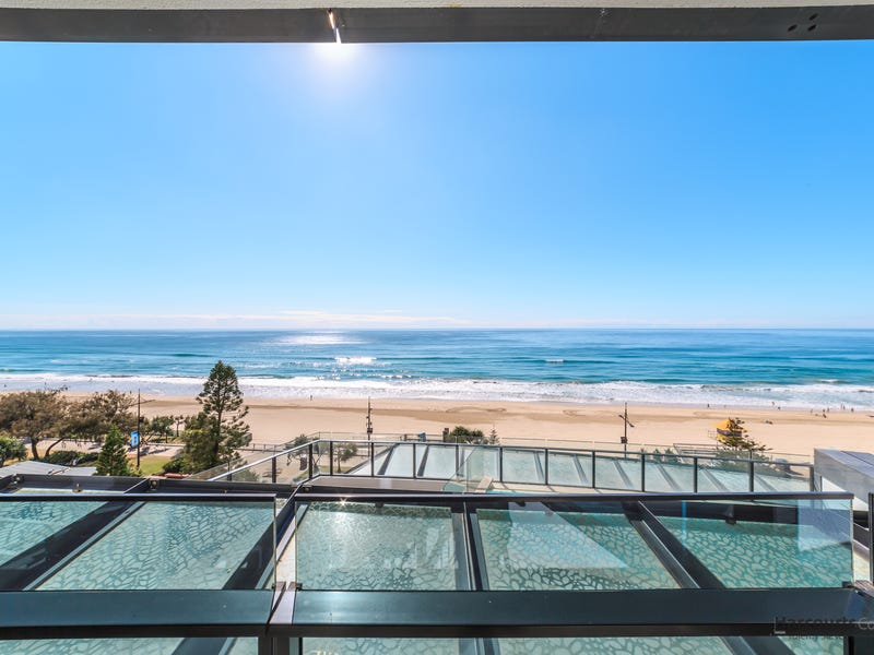 505/4 The Esplanade, Surfers Paradise, Qld 4217