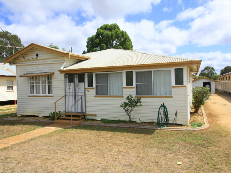 52 KNIGHT STREET, Kingaroy, Qld 4610