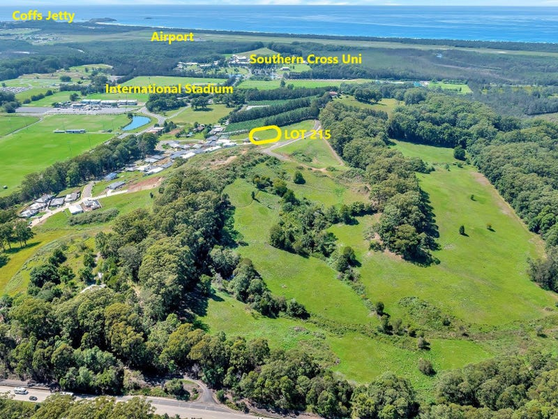 Lot 215 Platinum Place, Coffs Harbour, NSW 2450