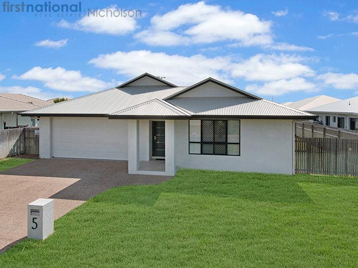 5 Polmaise Close, Burdell, Qld 4818