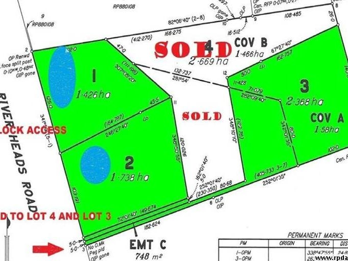 Lot 2, 335 River Heads Road, Booral, Qld 4655