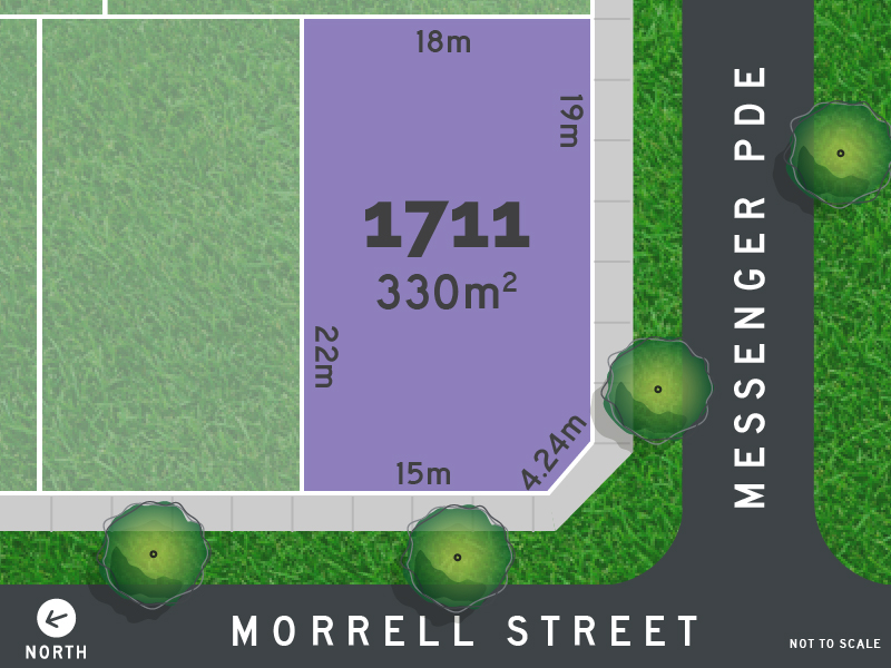 Lot 1711, Morrell, Lucas, Vic 3350