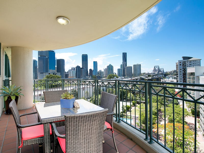37/1 Goodwin Street, Kangaroo Point, Qld 4169
