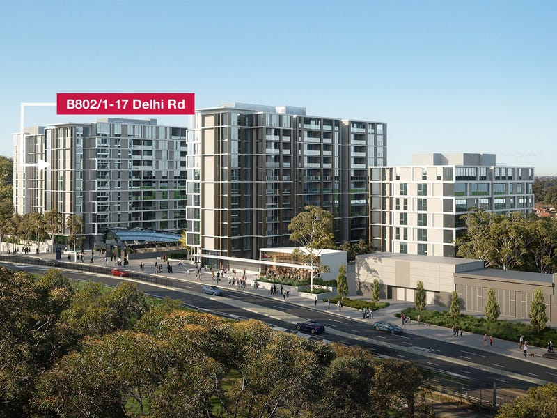 B802/1-17 Delhi Road, North Ryde, NSW 2113