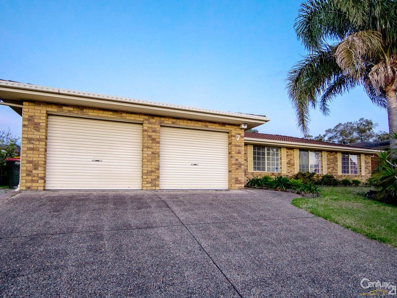 7 Angophora Drive, Warabrook, NSW 2304