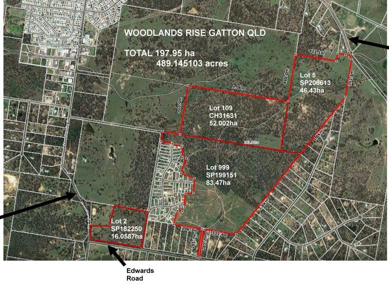 Lot Woodlands Rise, 0 Edwards Road, Gatton, Qld 4343