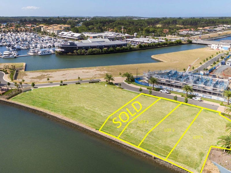 Lots 1,2,3,26 & 34 Harbourview Drive, Hope Island