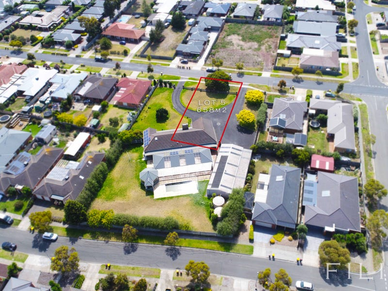 Lot 5, 212 Bailey Street, Grovedale, Vic 3216