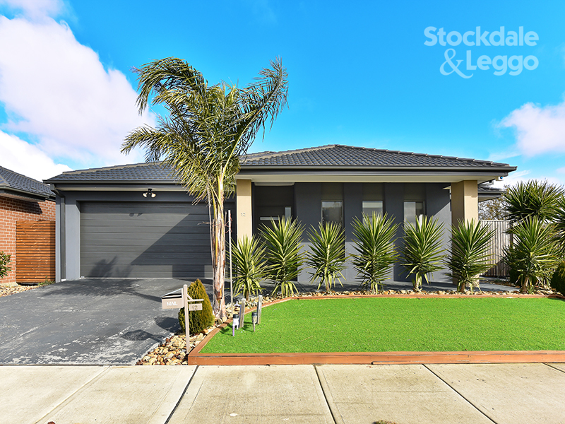 12 Wentworth Terrace, Beveridge, Vic 3753