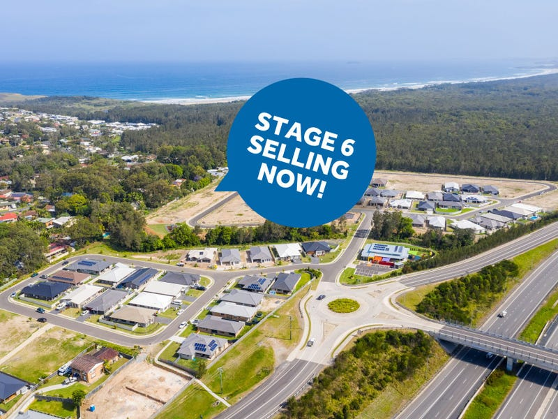 Lot 678 Como Ave, Emerald Beach, NSW 2456
