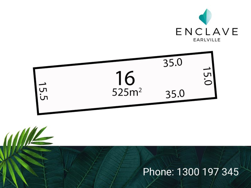 Lot 16, Enclave Bend, Cairns City, Qld 4870