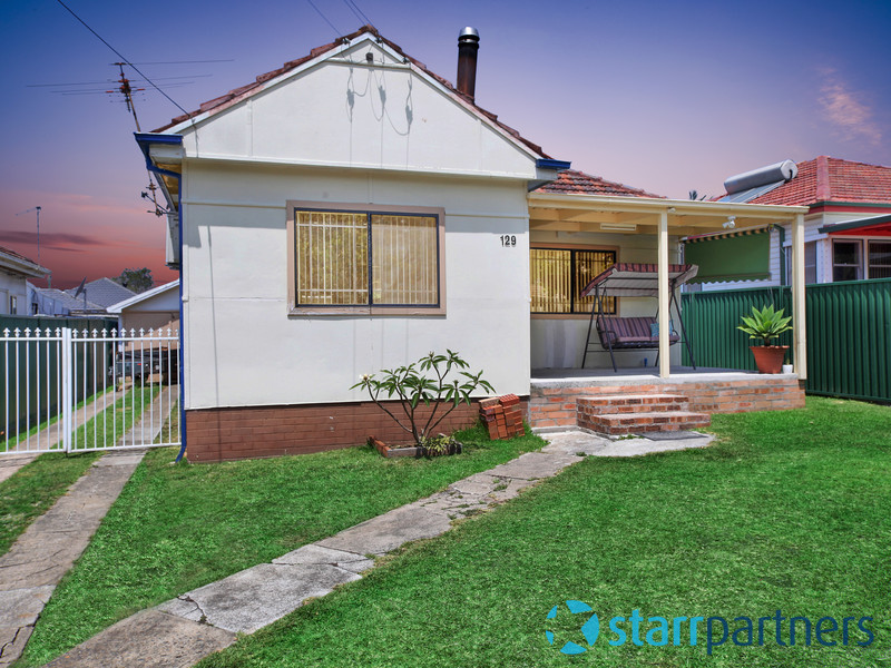 129 Rose Street, Yagoona, NSW 2199