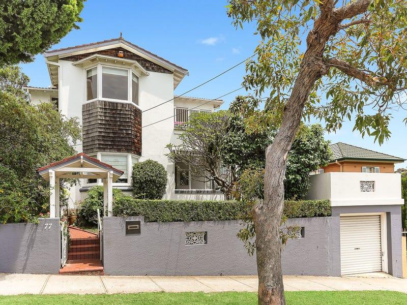 77 Latimer Road, Bellevue Hill, NSW 2023