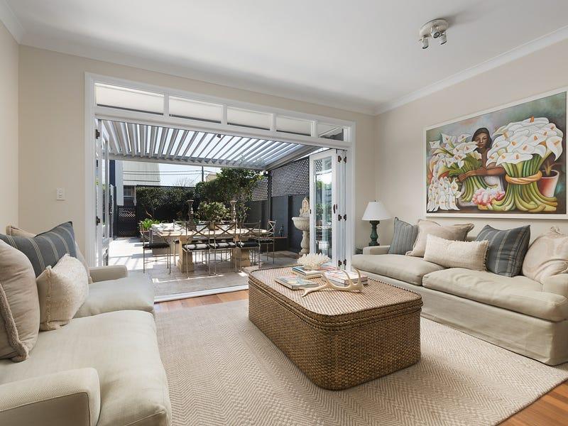 40 Elizabeth Street Paddington Nsw 2021 Property Details - A-lovely-grey-house-in-paddington-sydney