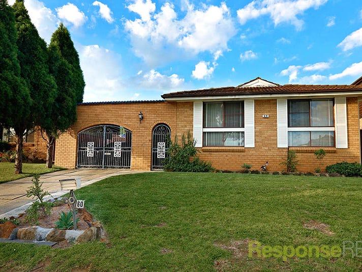 60 Bombala Crescent, Quakers Hill, NSW 2763