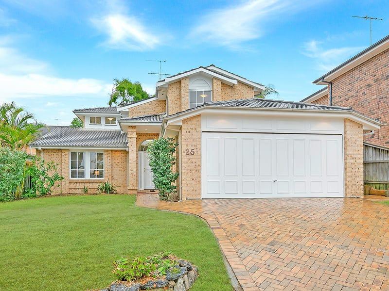 25 Amberlea Court, Castle Hill, NSW 2154