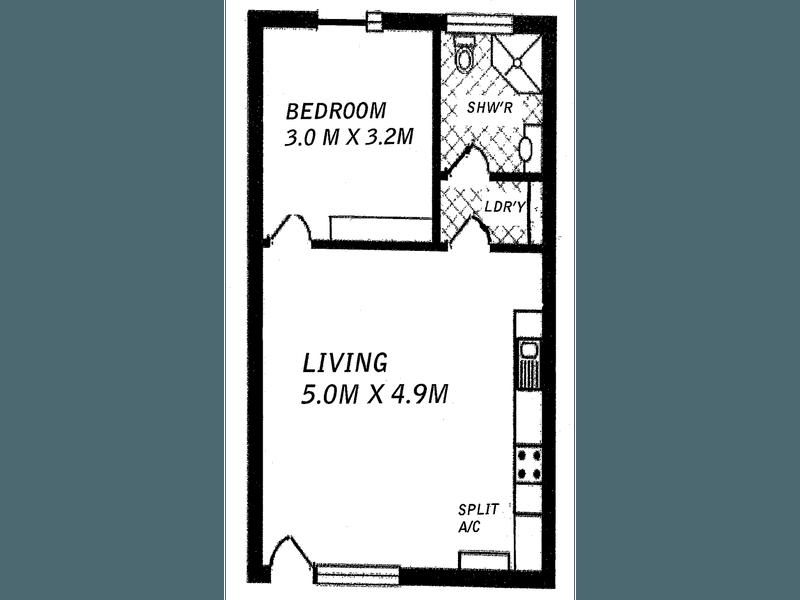 4/6 Pine Ave, Glenelg North, SA 5045 - floorplan