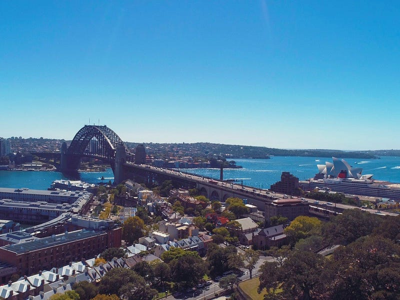 2303/127 Kent Street, Millers Point, NSW 2000