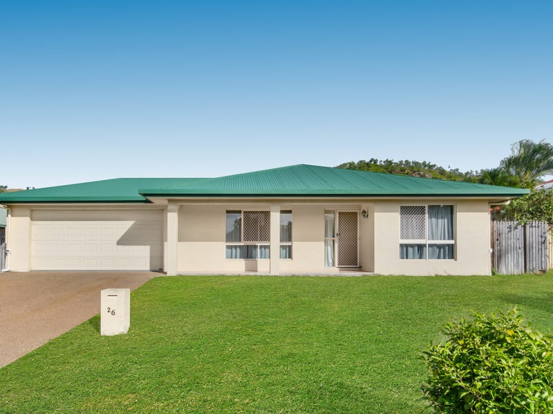 26 Crestbrook Drive, Mount Louisa, Qld 4814