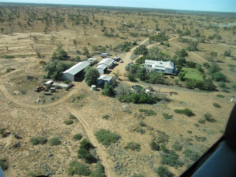 """. """"Erudina Station"""", Yunta, SA 5440"""