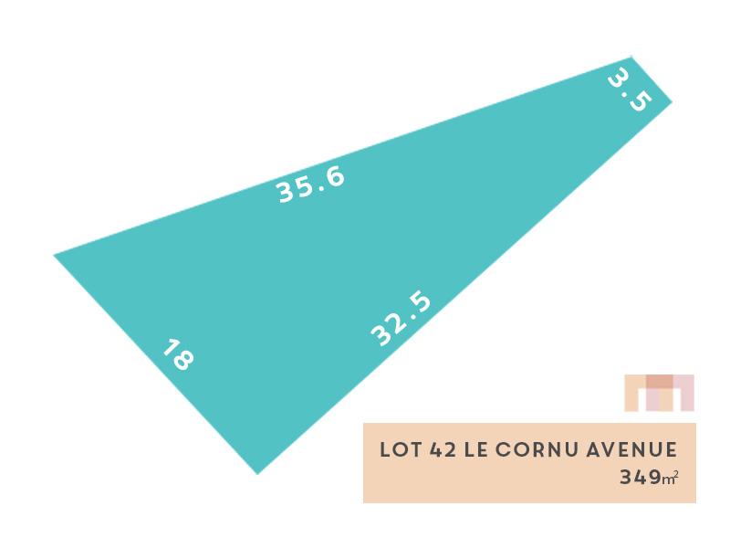 Lot 42, Le Cornu Avenue (Morphettville), Morphettville, SA 5043