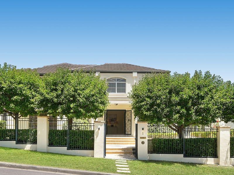 1  Talofa Place, Castle Hill, NSW 2154