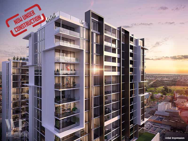 S1205/142-150 Franklin Street, Adelaide, SA 5000