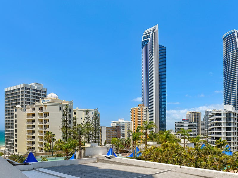 612/3197 Mantra on View Surfers Paradise Boulevard, Surfers Paradise, Qld 4217
