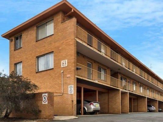 8/63 DONALD ROAD, Karabar, NSW 2620