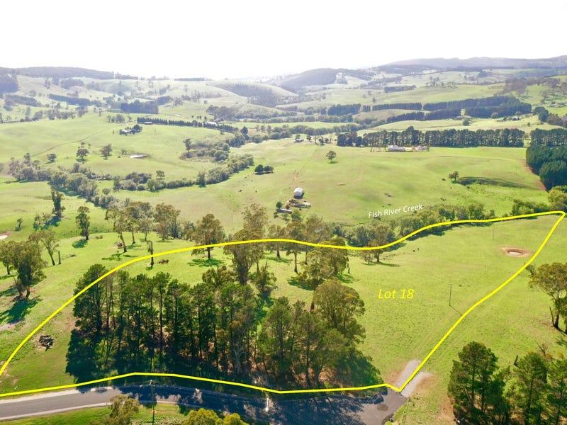 Lot 18 Kings Creek Rural Residential Land Release, Oberon, NSW 2787