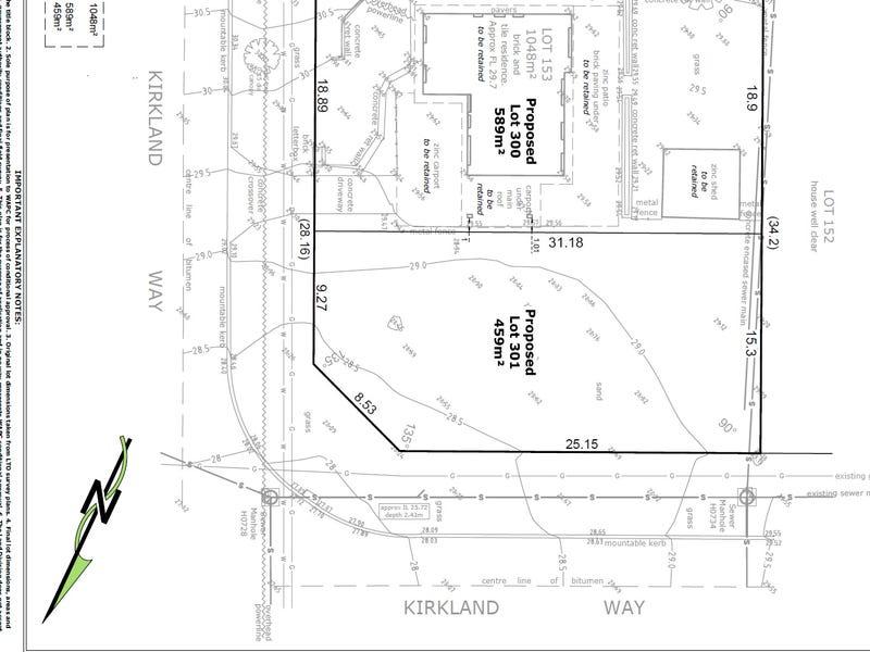 Lot 2, 3 Kirkland Way, Parmelia, WA 6167
